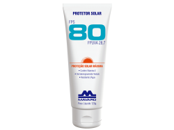 Protetor  Solar FPS 80